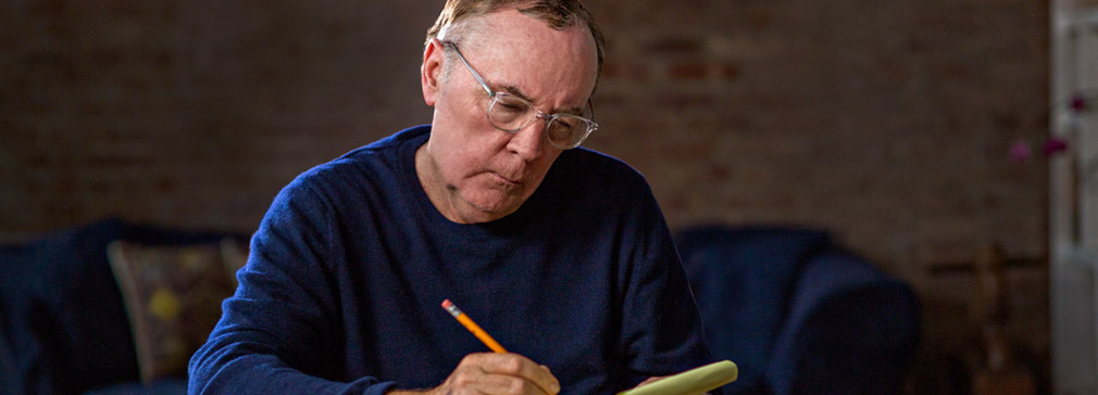 Image result for James Patterson masterclass