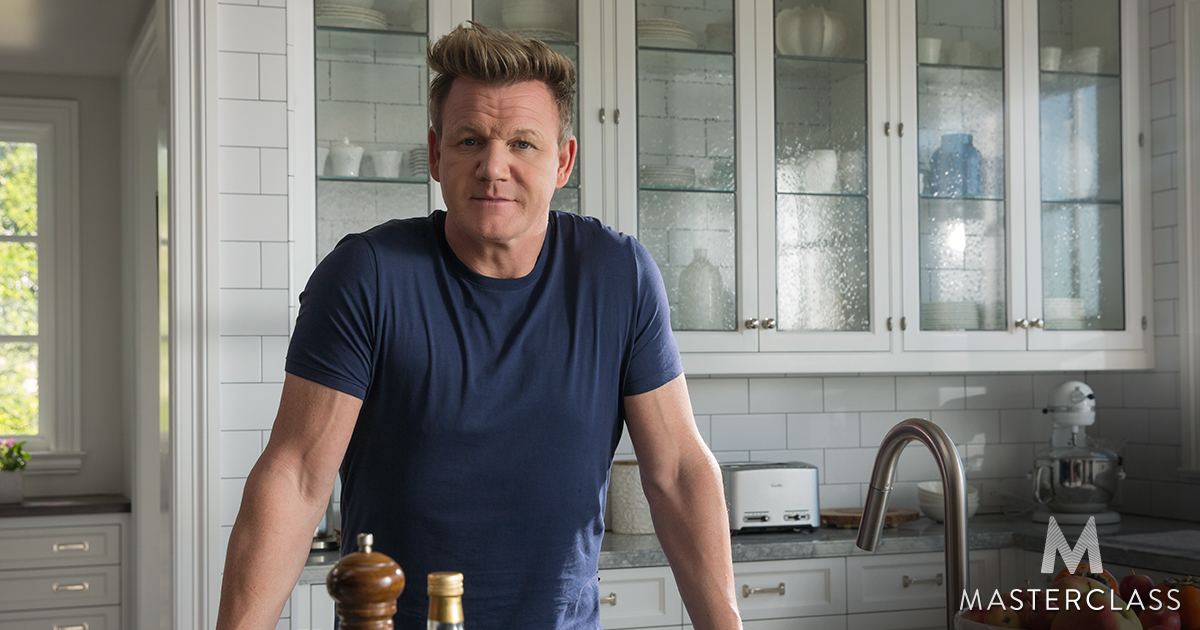 Gordon Ramsay Teaches Cooking I